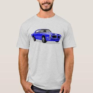 Camiseta Pájaro azul de la fórmula