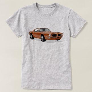 Camiseta Pájaro de la fórmula de Brown