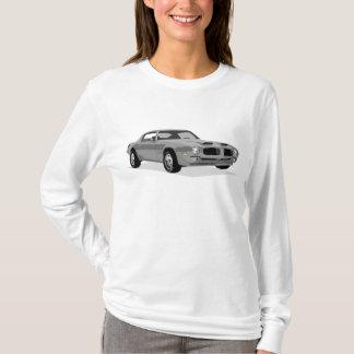Camiseta Pájaro de plata de la fórmula