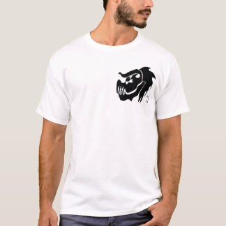 Camiseta Pájaro del ghetto