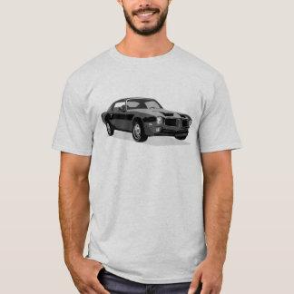 Camiseta Pájaro negro de la fórmula