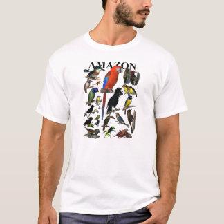 Camiseta Pájaros del Amazonas