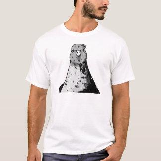 Camiseta Pájaros mudos