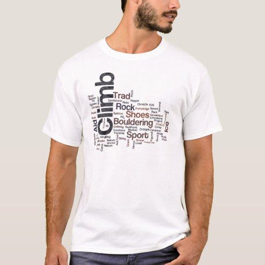 Camiseta Palabras que suben