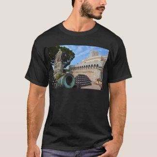 Camiseta Palacio de Mónaco - obuses y cañones