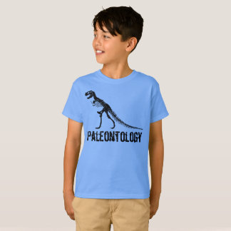Camiseta Paleontología