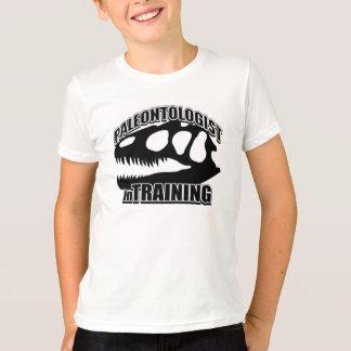 Camiseta PALEONTÓLOGO en el entrenamiento