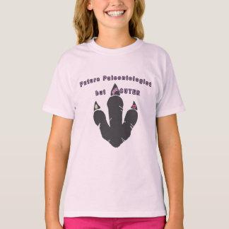 Camiseta Paleontólogo futuro