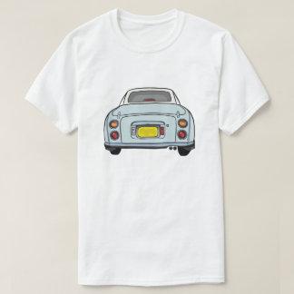 Camiseta pálida del coche de Figaro de la