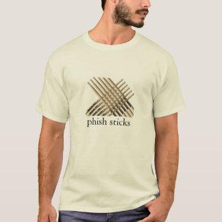 Camiseta Palillos de Phish