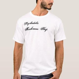 Camiseta Palmada psicodélica de la seta