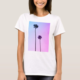 Camiseta Palmas gemelas Miami