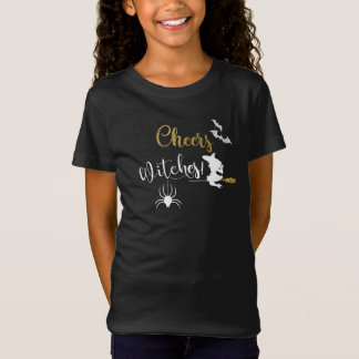 Camiseta ¡Palo lindo de la araña de Halloween - brujas de