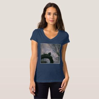 Camiseta Paloma triste