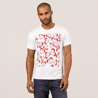 Camiseta Palomas de paz del ejemplo del modelo con el