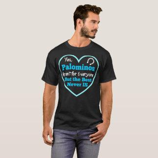 Camiseta Palominos Arent del caballo para cada uno mejor
