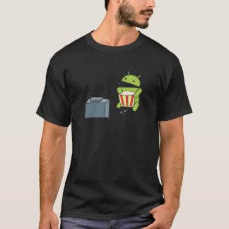 Camiseta Palomitas androides