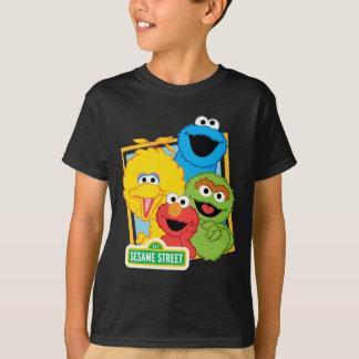 Camiseta Pals del Sesame Street