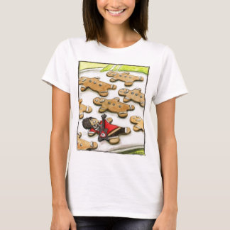 Camiseta Pan de jengibre de Emo
