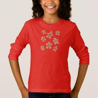 Camiseta Pan de jengibre del navidad