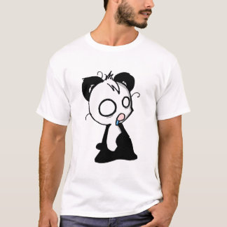 Camiseta Panda borracha