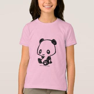 Camiseta Panda de Weetle