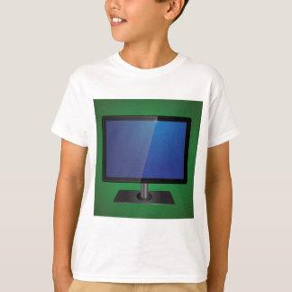 Camiseta pantalla de la TV