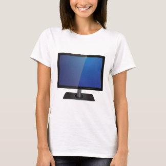 Camiseta pantalla moderna