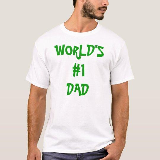 Camiseta Papá #1