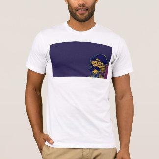 Camiseta Papá de la mirada fija incompleto