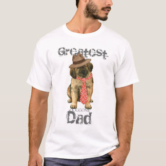 Camiseta Papá de Leonberger