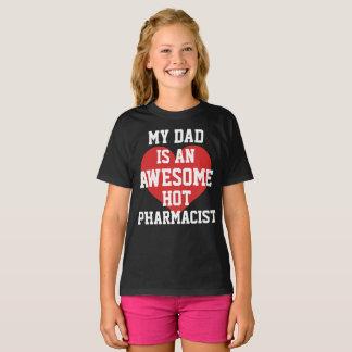 Camiseta Papá del farmacéutico
