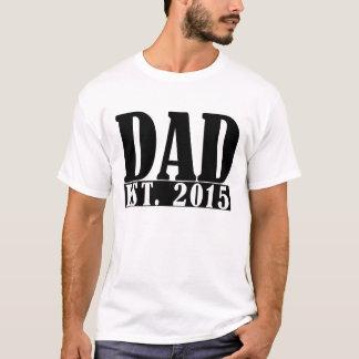 Camiseta Papá desde 2015