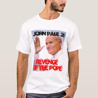 Camiseta Papa, John Paul 2: , RevengeOf el papa