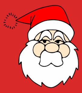Imagenes De Papa Noel Animado.Regalos De American Apparel Dibujo Animado Del Navidad