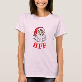 Camiseta ¡Papá Noel BFF Bestie!