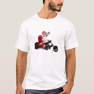 Camiseta Papá Noel en Trike