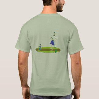 Camiseta Papá orgullosa Paddleboard