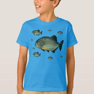 Camiseta Paquete de pirañas