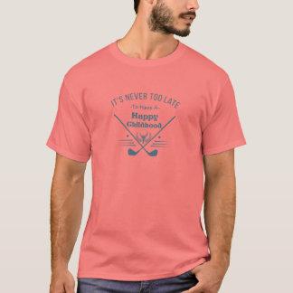 Camiseta para alguien que quiere permanecer joven