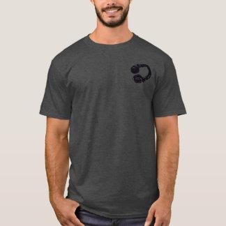 Camiseta para DJ… un sello fresco