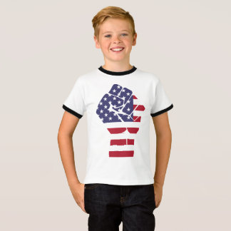 Camiseta para el americano de patriotas
