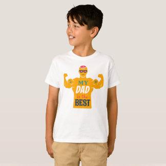 Camiseta para el día de padre