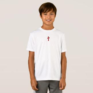 Camiseta para ÉL (juventud): cruz