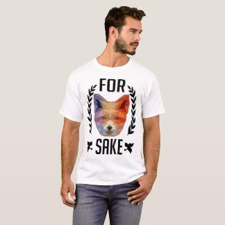 Camiseta para el motivo del zorro