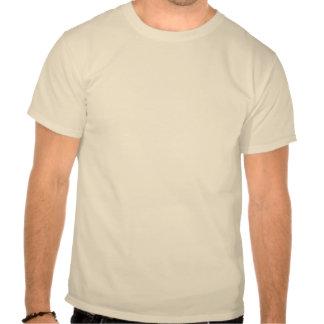 Camiseta para hombre adaptable del zapato de plata