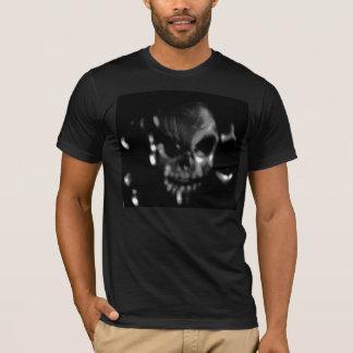 Camiseta para hombre cabida demoníaca