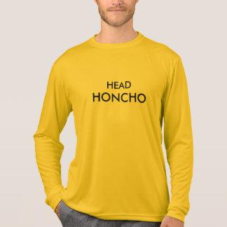 """Camiseta para hombre con el subtítulo """"HONCHO"""