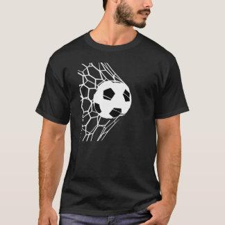 Camiseta para hombre de la meta del balón de