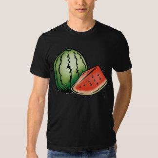 Camiseta para hombre de la sandía